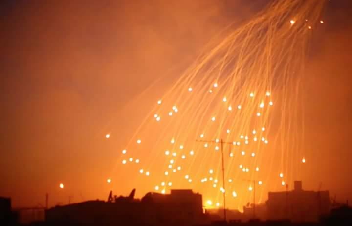 نشرة أخبار سوريا- سقوط عدة شهداء حرقاً جراء قصف بالفوسفور الأبيض على الرقة، واشتباكات عنيفة على جبهة حوش نصري في الغوطة الشرقية-(11-6-2017)