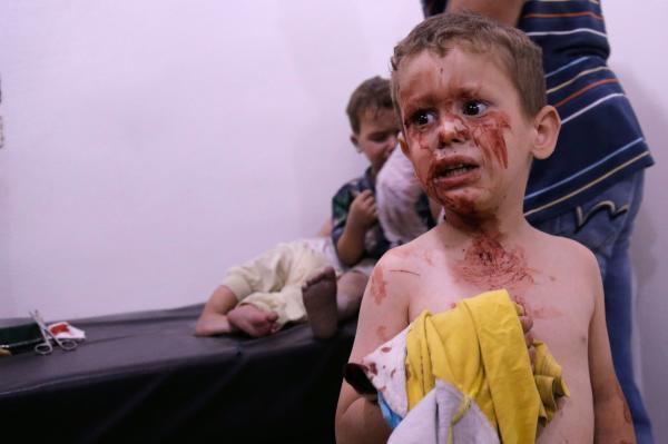 نشرة أخبار سوريا- عشرات الضحايا جرّاء مجزرة روسية في عريبن بريف دمشق، وطيران النظام يكثف غاراته قرب مخيمات اللاجئين السوريين في عرسال -(25-7-2017)