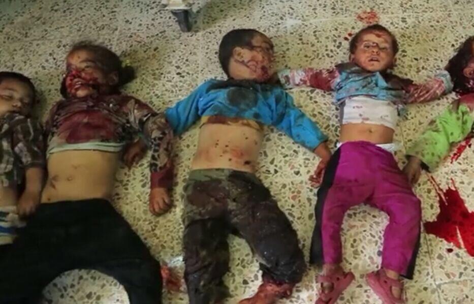 ديرالزور تباد.. أربع مجازر تودي بحياة أكثر من مئة مدني
