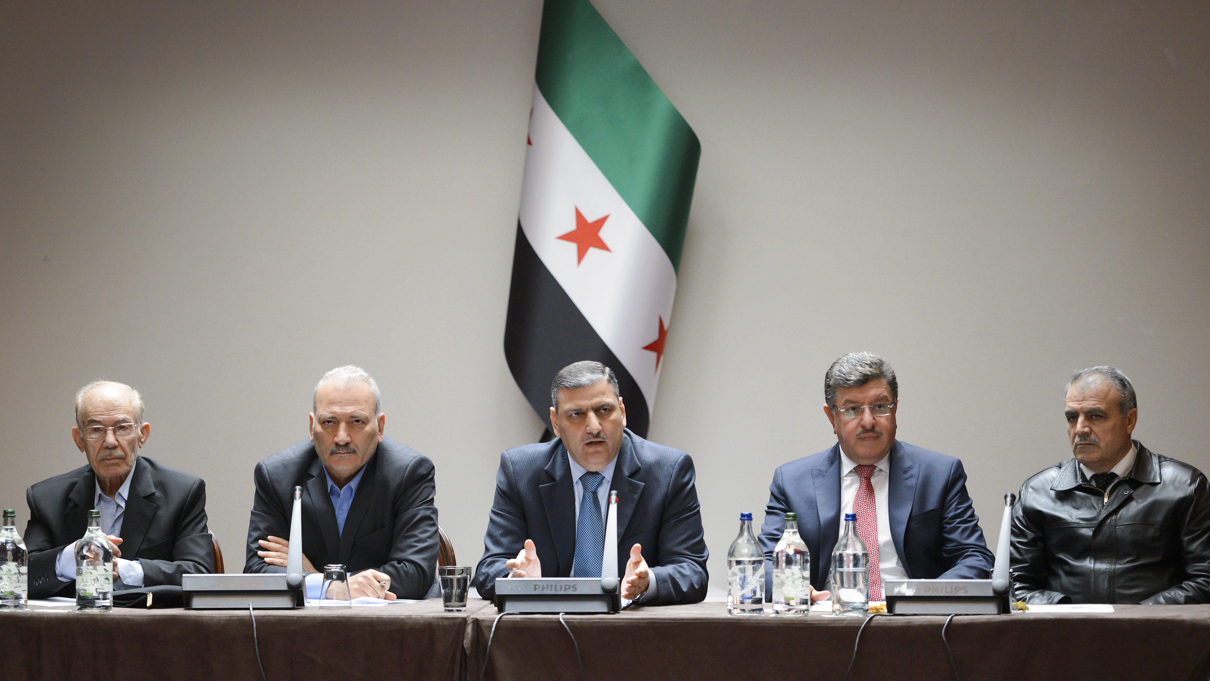 الهيئة العليا للمفاوضات توضح نقاط خلافها مع منصة