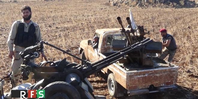 نشرة أخبار سوريا- استعادة السيطرة على الطريق الواصل بين بلدتي البلالية ومرج السلطان بالغوطة الشرقية، وروسيا تلمح بقصف مواقع تنظيم