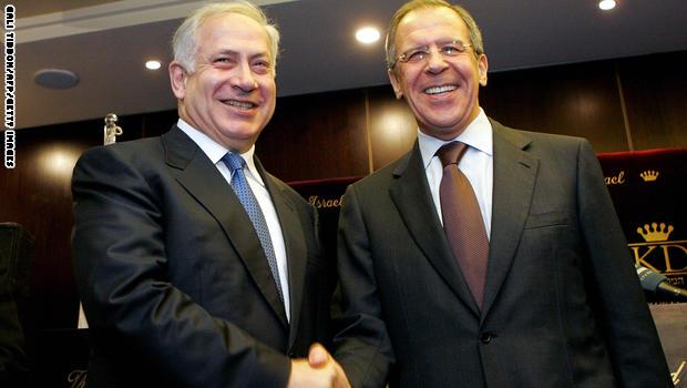 روسيا تتعهد بالحفاظ على مصالح إسرائيل في سورية