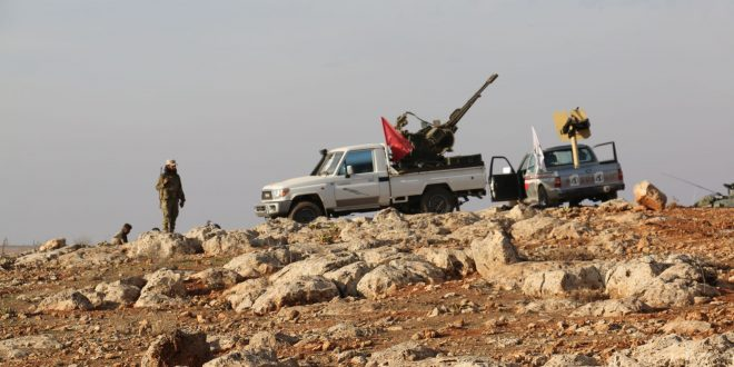 محاولة تقدم فاشلة غرب حلب تكبد النظام 25 قتيلاً