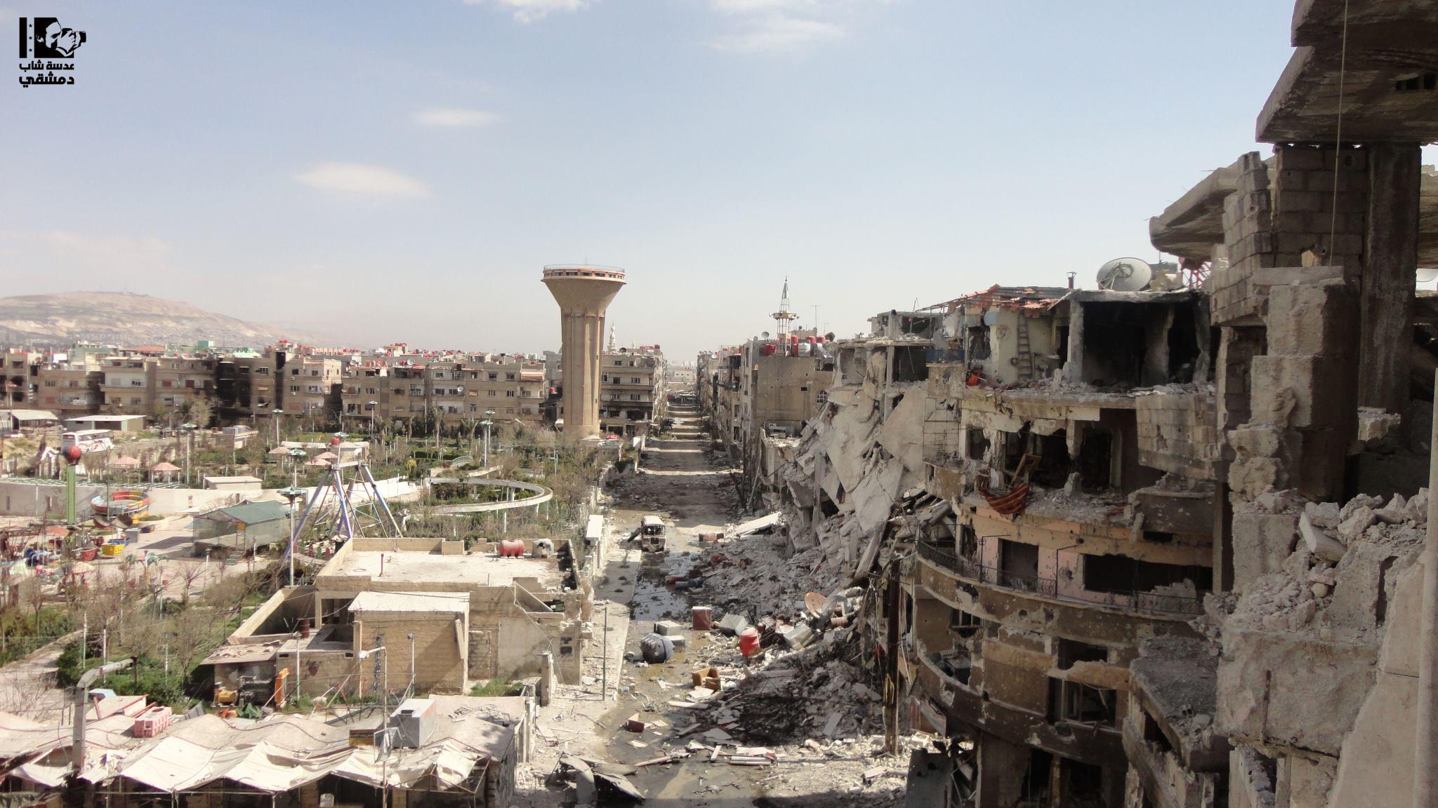 هل انتصرت داريا أم الأسد؟
