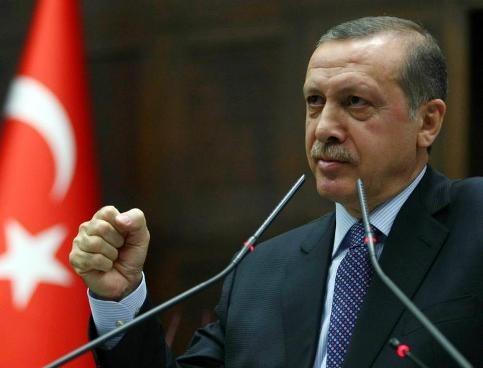 أردوغان: النظام السوري وداعموه أهم ممولي داعش و تركيا سترد بنفس الطريقة لو انتهكت أجواؤها مرة أخرى