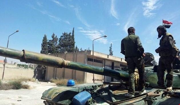 نظام الأسد يعلن إيقاف العمليات العسكرية في الغوطة الشرقية