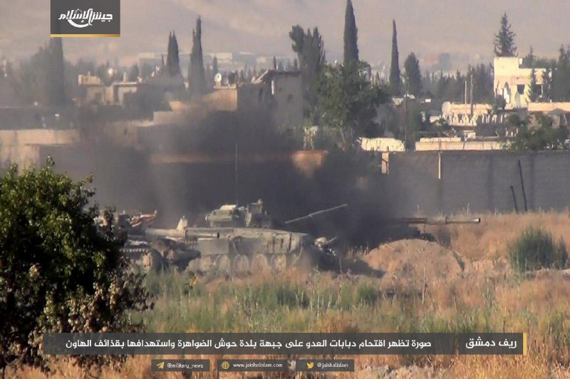 النظام يضغط بكل ثقله للتقدم في غوطة دمشق: عشرات المحاولات الفاشلة وخسائر بالجملة