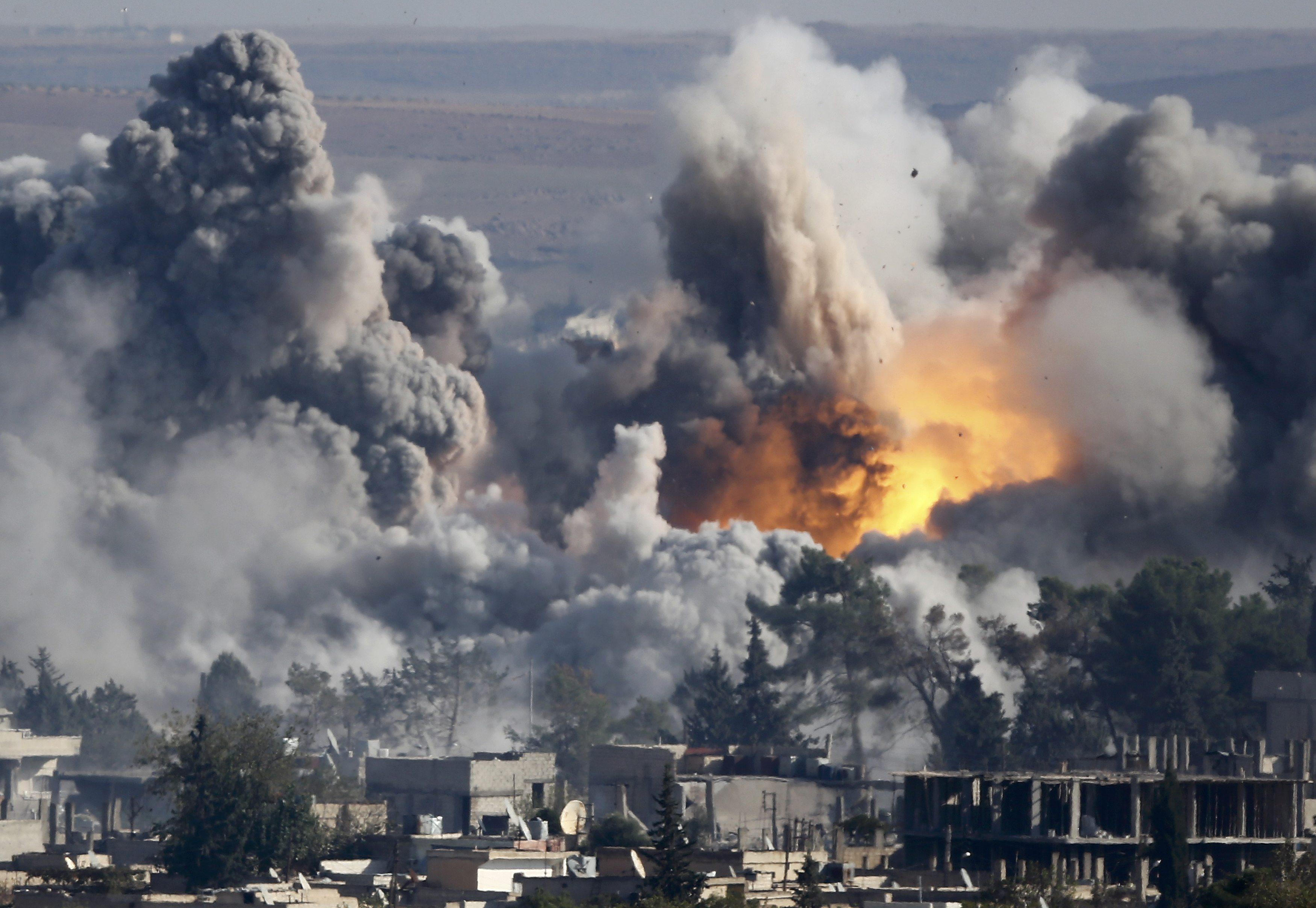 سورية تحترق، فما نحن فاعلون؟
