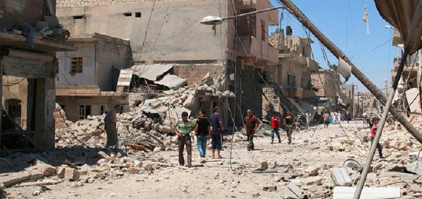 قطر تطالب مجلس الأمن بحماية الأطفال في سوريا