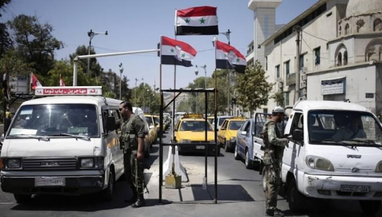 للأغنياء في دمشق.. بطاقات