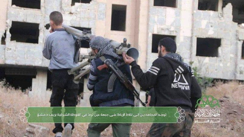 إحصائية: النظام تكبد 20 عنصراً وخسر آليات ثقيلة في معاركه شرق العاصمة