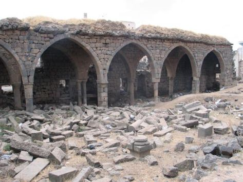 11 مسجدًا في درعا دمرتها نيران النظام السوري
