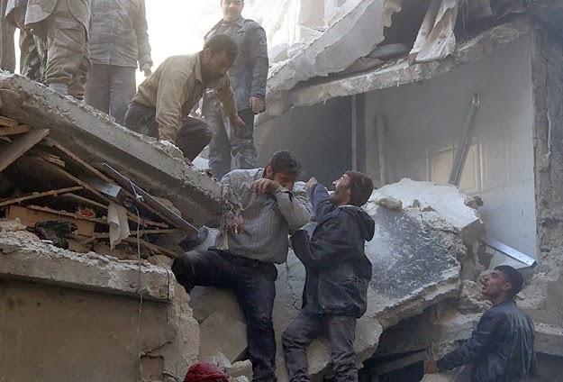 قائمة أسماء ضحايا العدوان الروسي الأسدي ليوم أمس الخميس