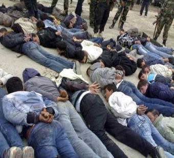 صحيفة بلجيكية نقلاً عن لاجئين سوريين: النظام السوري يلقي بجثث ضحاياه في البحر لإخفاء جرائمه
