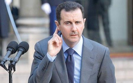 الأسد ليس معتوهاً فحسب!!