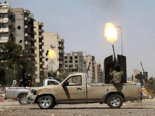 نشرة أخبار سوريا- المجاهدون يسقطون طائرة