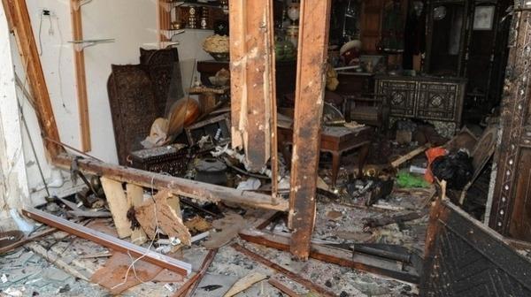 مقتل أحد أفراد عائلة رستم غزالي وسط دمشق