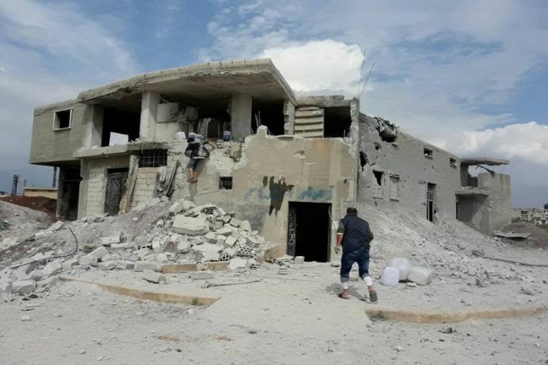 نشرة أخبار سوريا- قصف بـ