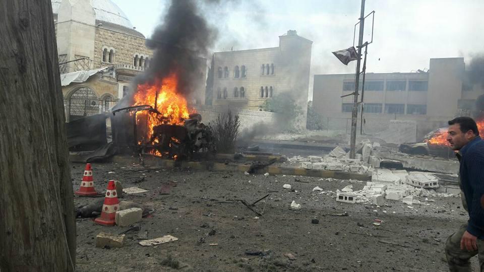 نشرة أخبار سوريا- شهداء وجرحى في انفجار سيارة مفخخة شمال حلب، و وفد المعارضة العسكري يعلق مشاركته في أستانا 4 -(3-5-2017)