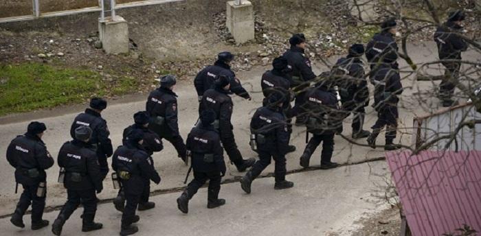 كتيبة عسكرية روسية تدخل إلى حي الوعر