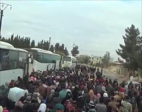 بعد عقد مصالحة مع أهلها.. قوات النظام تعتقل 85 شاباً من أهالي مدينة التل وترسلهم إلى جبهات وادي بردى