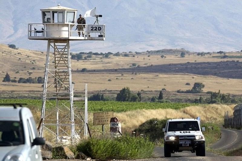 الأمم المتحدة تعيد قواتها لمراقبة الحدود السورية في الجولان المحتل