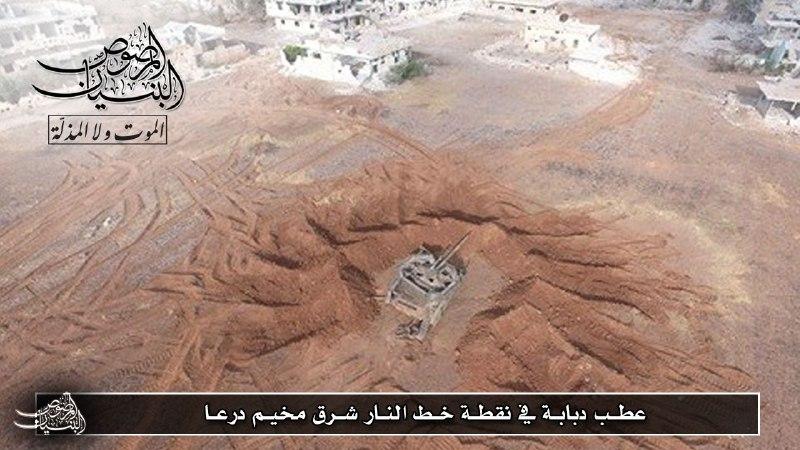البنيان المرصوص تنشر قائمة بقتلى الميلشيات الإيرانية في درعا
