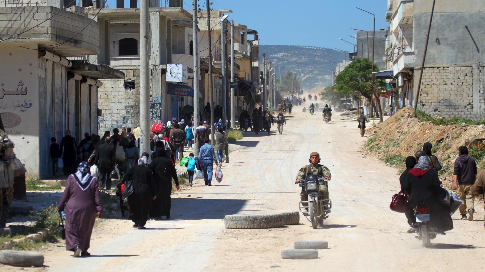 مصادر إعلامية: التوصل إلى اتفاق جديد بوقف القصف الروسي على إدلب ابتداء من الليلة