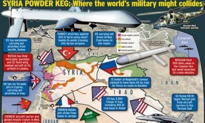 أربع حروب سورية لا رادّ لها