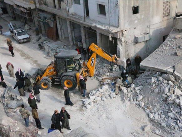 بذكراها الخامسة.. ما هي فاتورة الثورة السورية؟