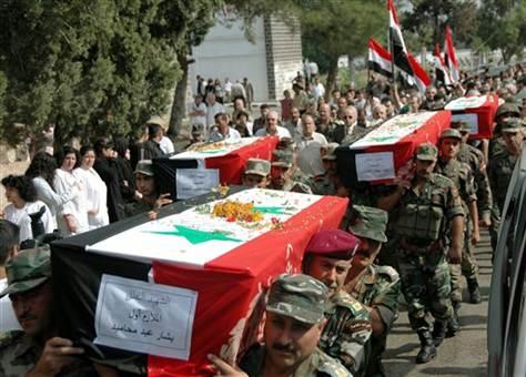 محطات في مسلسل خسارة النظام السوري ضبّاطه