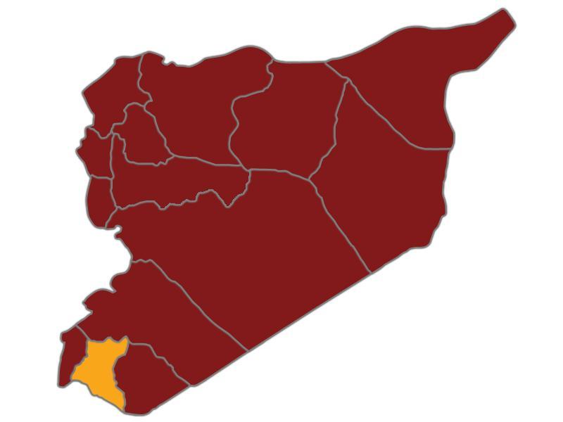درعا.. نهاية بلد