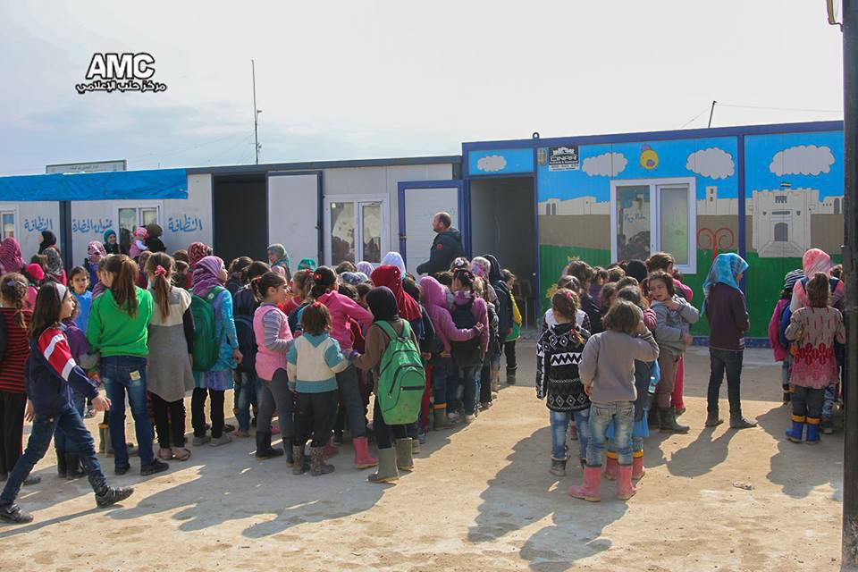 رايتس ووتش: ملايين الدولارات الممنوحة لتعليم الأطفال السوريين لم تصل إليهم