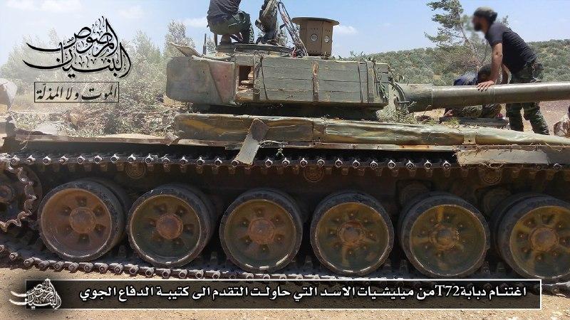نشرة أخبار سوريا- الثوار يستعيدون السيطرة على كتيبة الدفاع الجوي في درعا، وسقوط ضحايا في قصف للميلشيات الكردية شمال حلب -(20-6-2017)