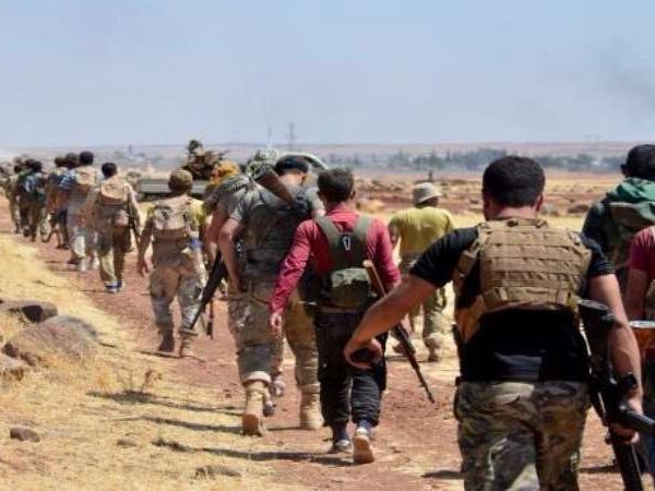 نشرة أخبار سوريا- انطلاق المرحلة الثالثة من معركة