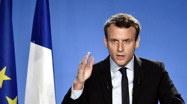 ماكرون: بشار الأسد مجرم، ويجب أن يحاسب