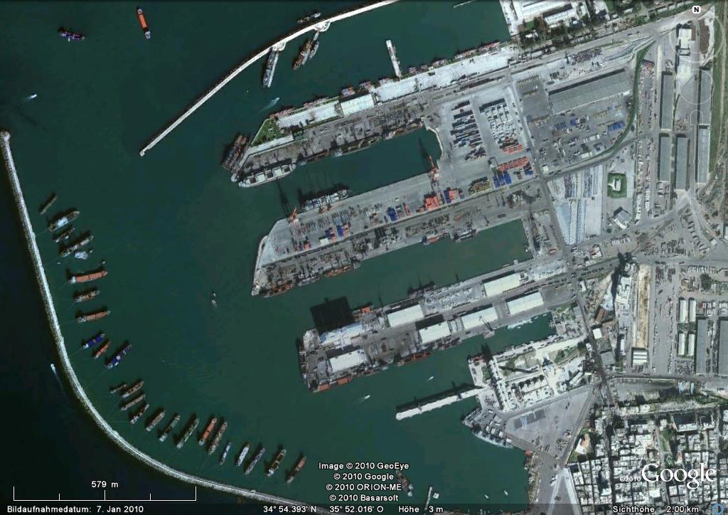 بوتين يأمر بتوسيع قاعدة طرطوس البحرية