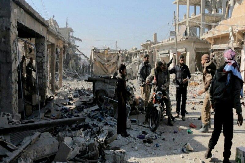 33 شهيداً -نحسبهم عند الله- حصيلة ضحايا يوم أمس الجمعة في سوريا