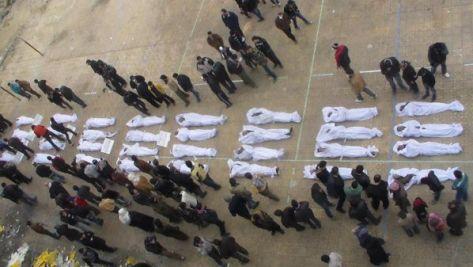الشبكة السورية: أكثر من 12 ألف شخص ماتوا بالتعذيب على يد النظام