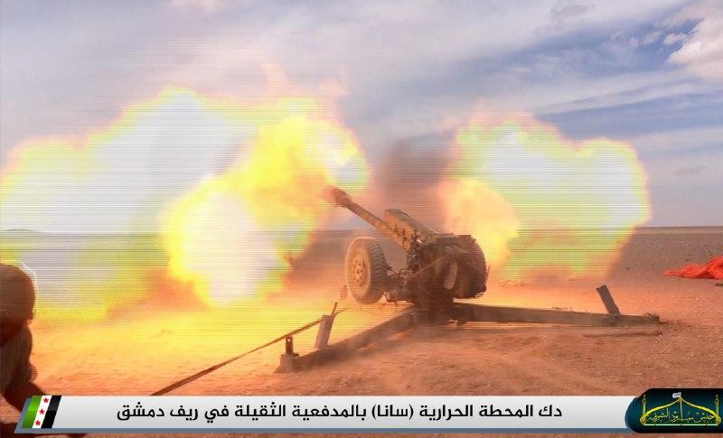 الثوار يسيطرون على مناطق جديدة في البادية السورية ويكبدون ميلشيات النظام خسائر فادحة