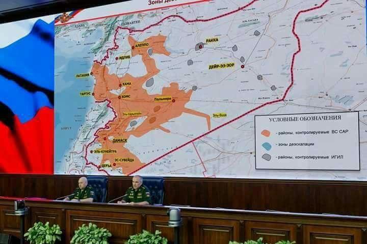 الصراع على الشرق السوري