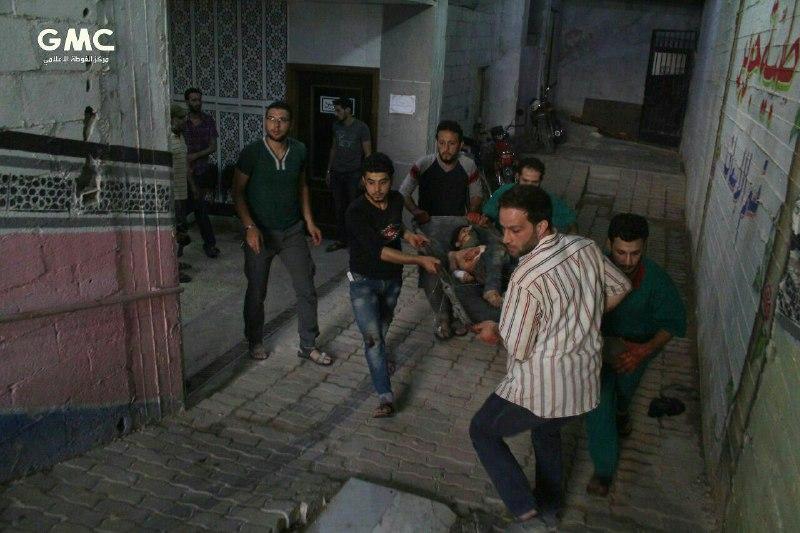 نشرة أخبار سوريا- قصف بعشرات الصواريخ يستهدف مدن وبلدات الغوطة الشرقية، والهيئة العليا للمفاوضات تؤكد التحضيرات لعقد المؤتمر الثاني للمعارضة في الرياض -(6-8-2017)