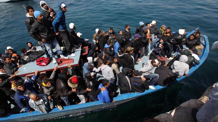 اللجوء إلى أوروبا