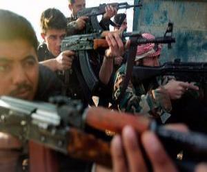 بسبب ارتفاع أسعار الذخائر في السوق السوداء.. صحيفة أمريكية: ثوار سورية يصنّعون أسلحتهم بأنفسهم
