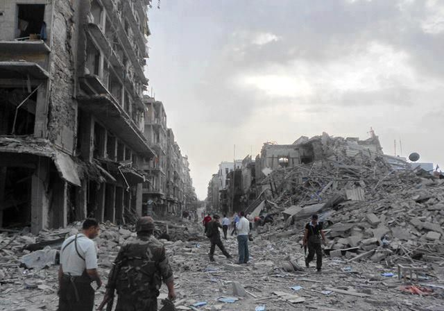 مأساة القرن: الجحيم ليس بعيداً من هنا.. قصص عن بقايا حياة في حلب