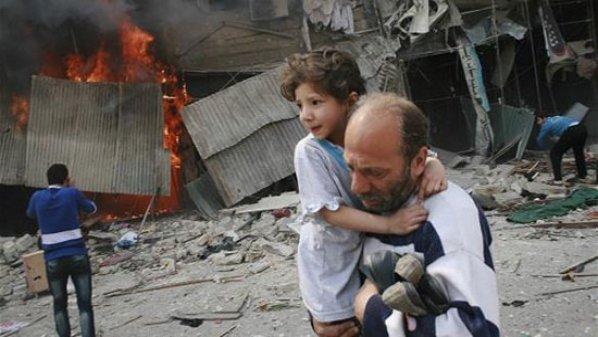 18 قتيلاً -تقبلهم الله في الشهداء- حصيلة ضحايا يوم أمس الاثنين في سوريا