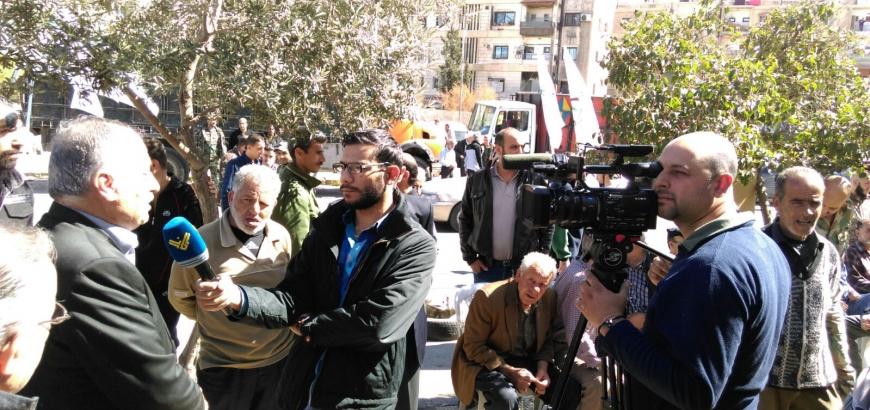 وجهاء ريف حماة يكذبون ادعاءات النظام عقد مصالحات في المنطقة