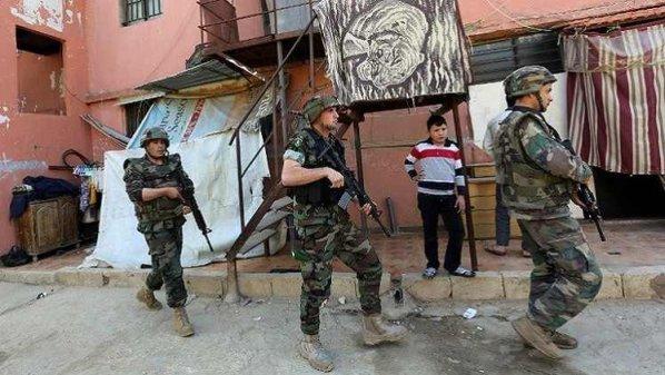 قوات الأمن اللبنانية تشن حملة اعتقالات في صفوف اللاجئين السوريين في عكار