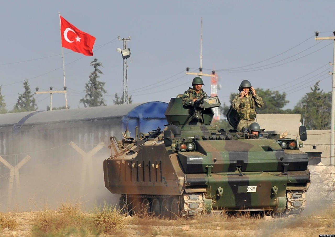 لماذا فرض على تركيا دخول الأراضي السورية