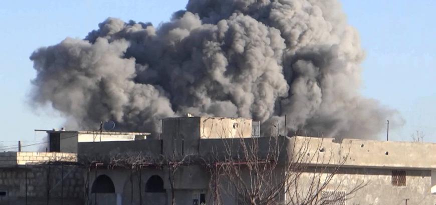 22 قتيلاً -تقبلهم الله في الشهداء- حصيلة ضحايا يوم أمس الجمعة في سوريا